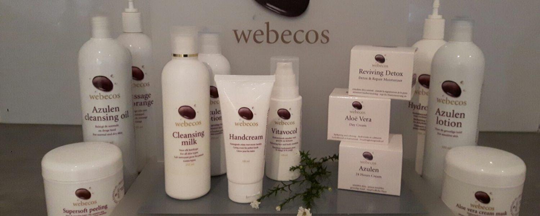 Webecos producten